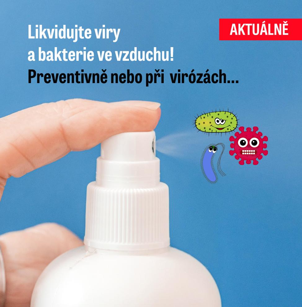 Likvidujte viry - Prophygrippal