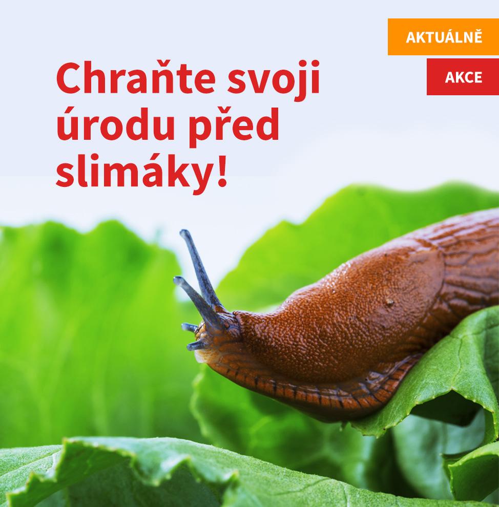 Proti slimákům - Granulax