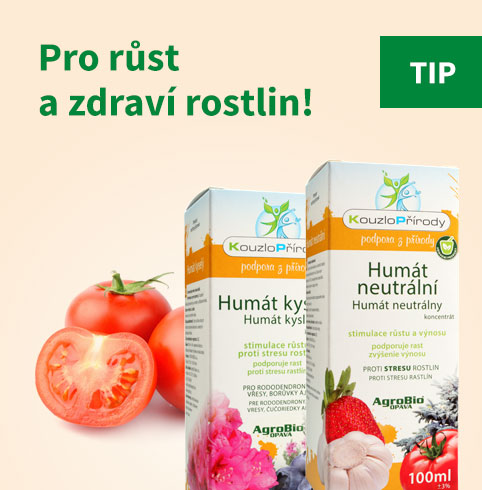 Pro růst a zdraví rostlin