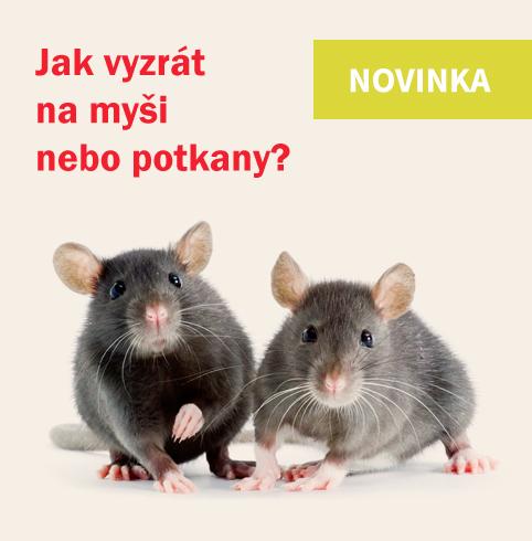 Jak vyzrát na myši?