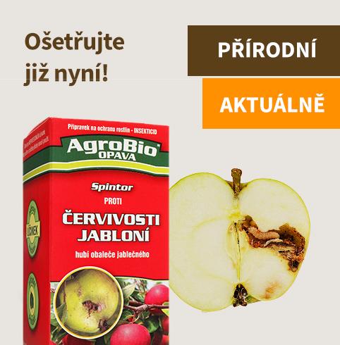 Proti červivosti jabloní