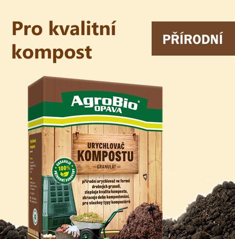 Kvalitní kompost - kompostování na podzim