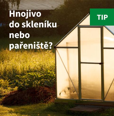 Jaké zvolit hnojivo do skleníku?
