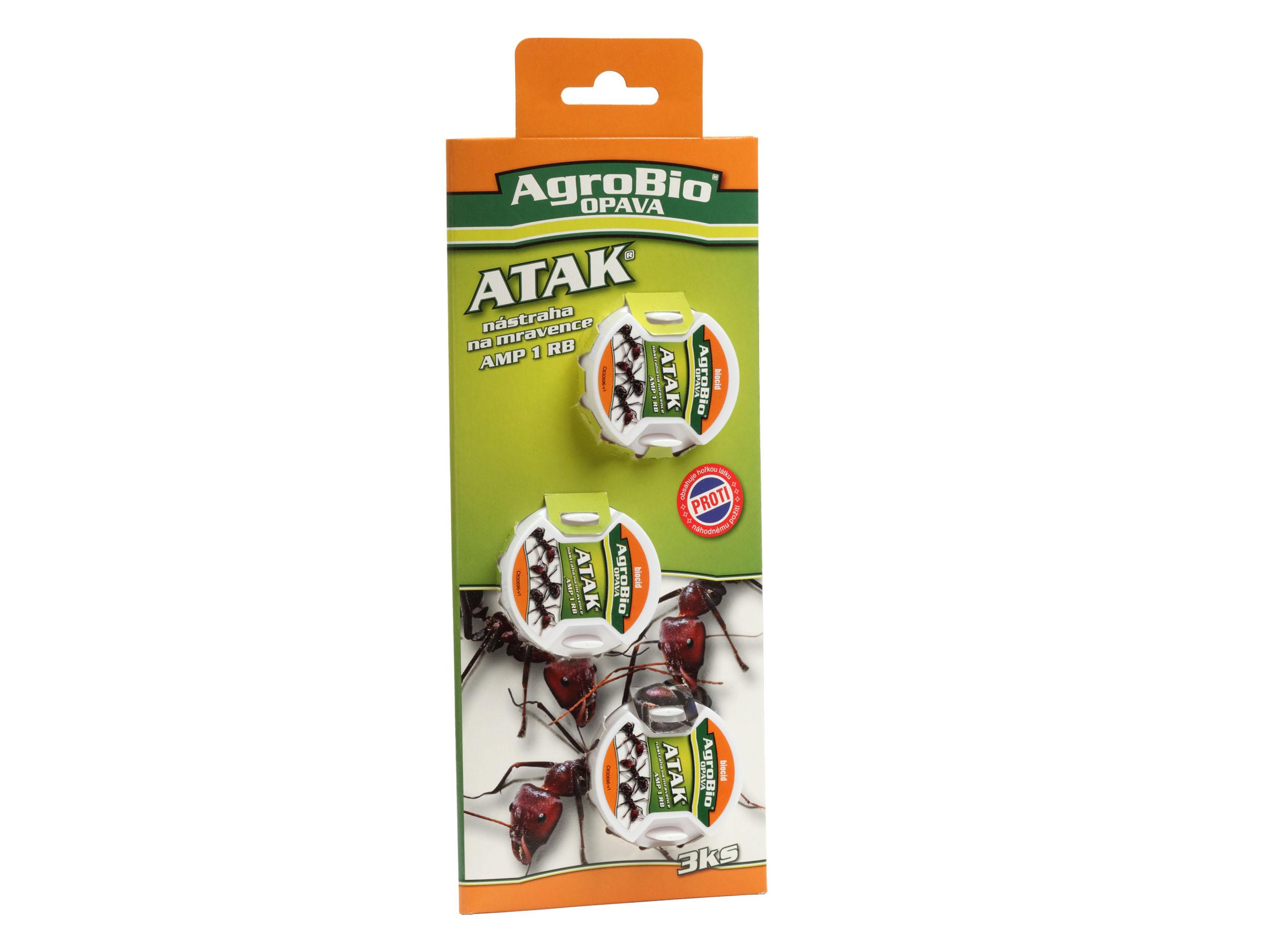 ATAK Nástraha na mravence