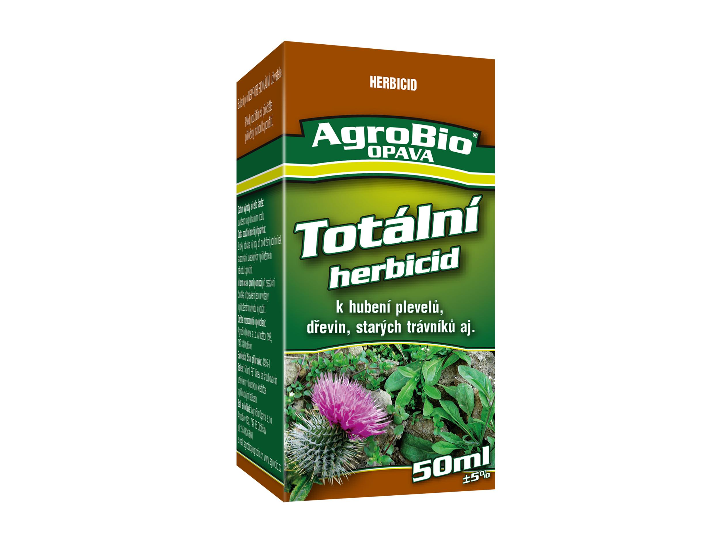 Totální herbicid