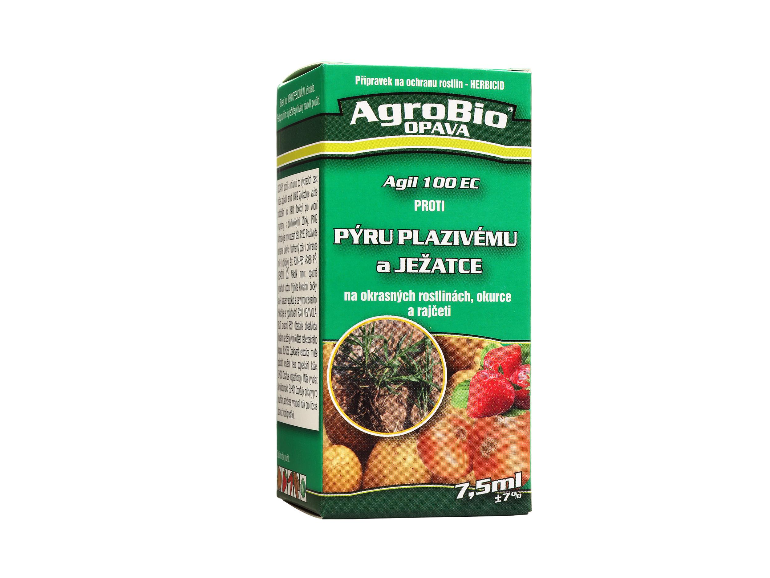 Proti pýru a ježatce (Agil)