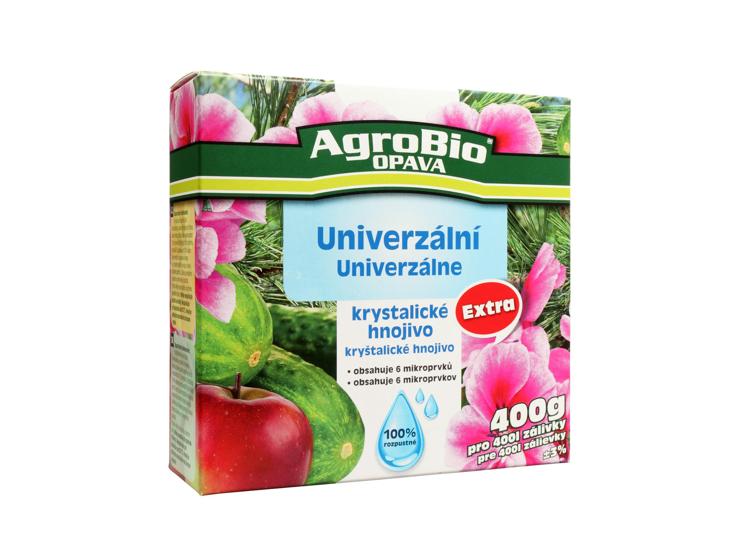 Krystalické hnojivo Extra - Univerzální