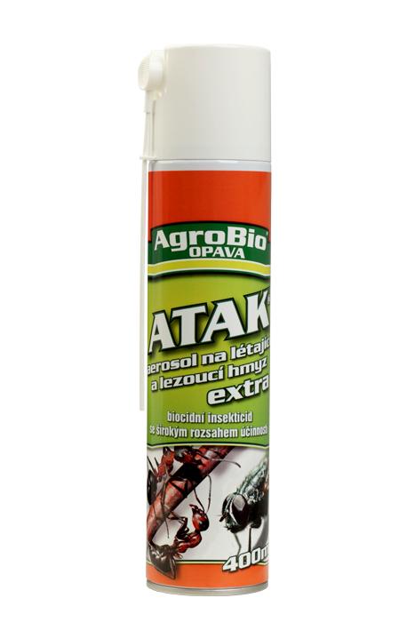 ATAK Aerosol na létající a lezoucí hmyz Extra
