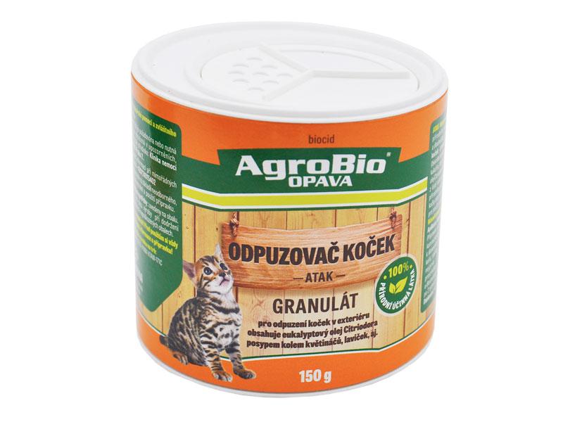 ATAK Odpuzovač koček granulát