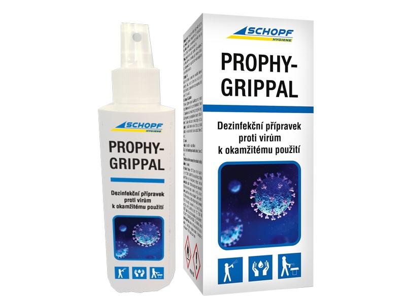 Prophygrippal - pomocník do kabelky