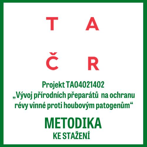 TAČR - banner