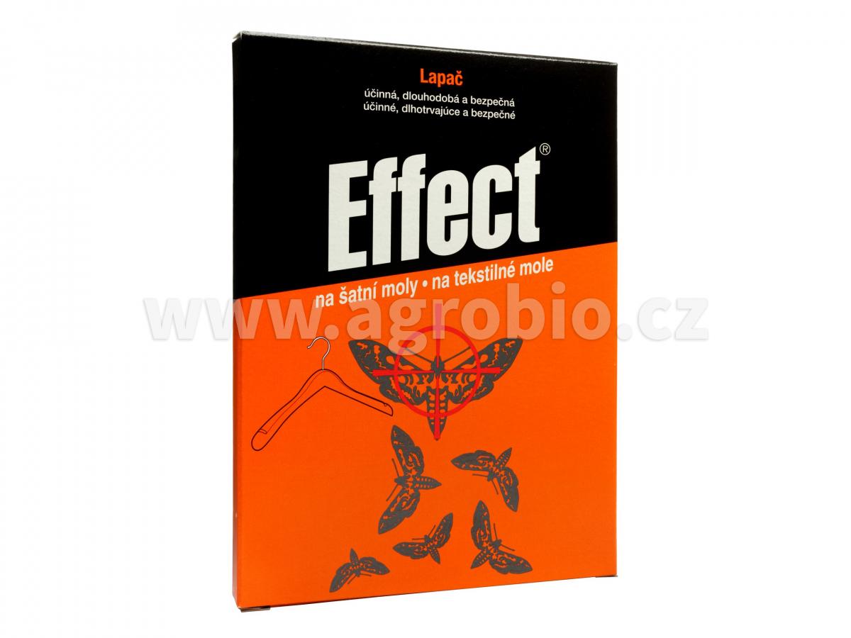 Effect  textilní moly