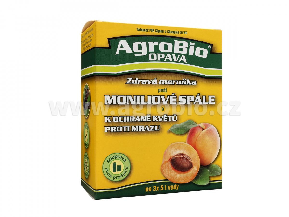 Zdravá meruňka proti Moniliové spále_souprava