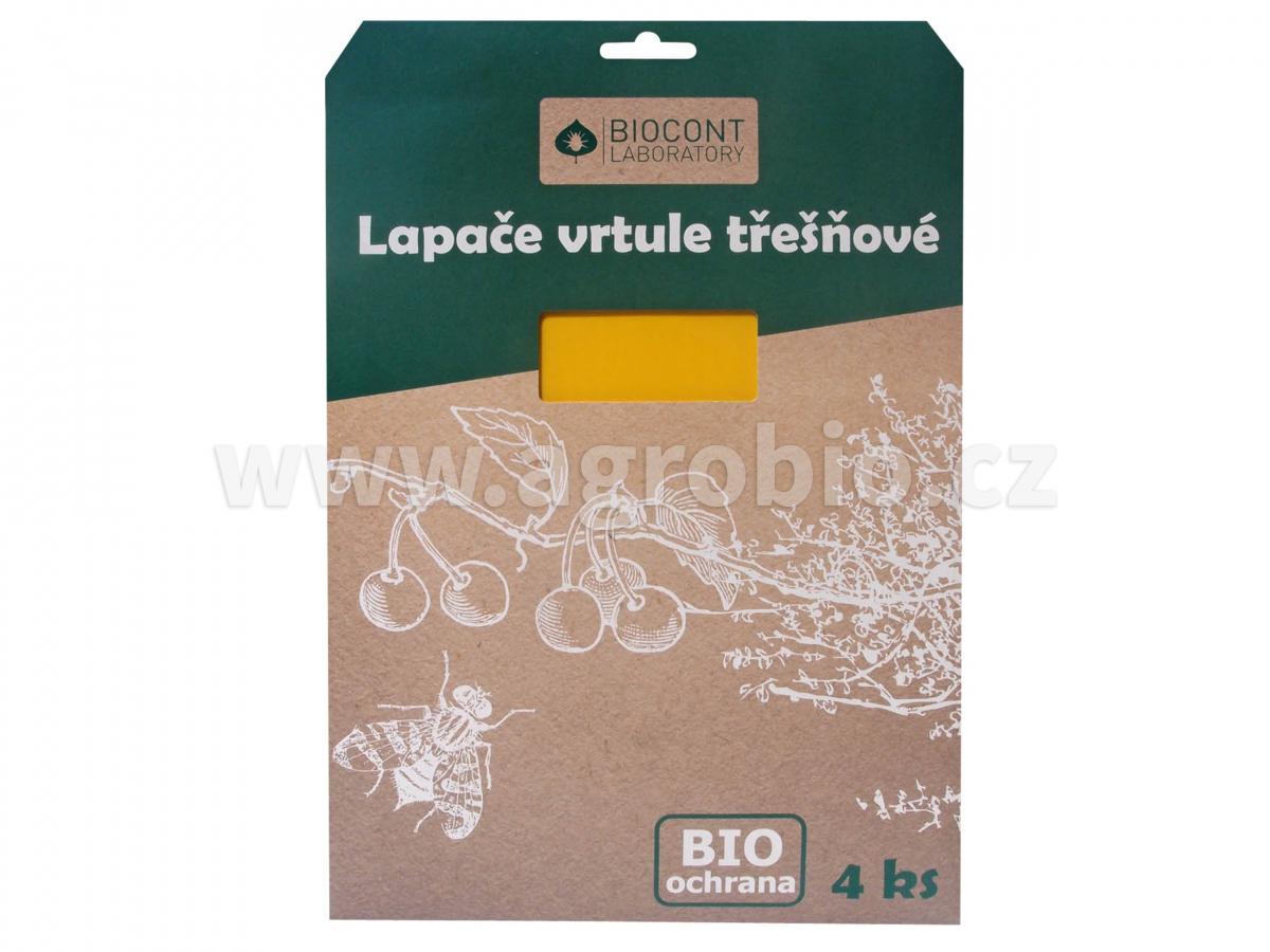 Biocont Lapače vrtule třešňové žluté