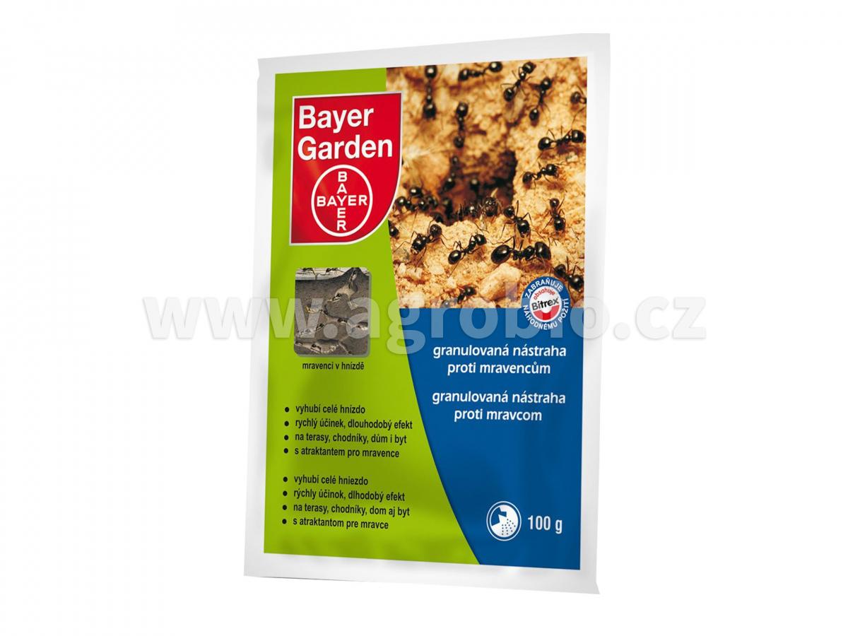 Granulovaná nástraha na mravence BG 100g