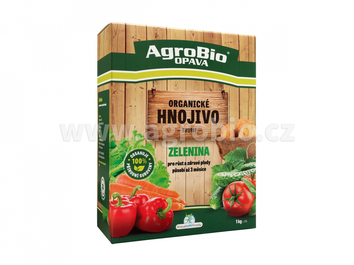 TRUMF Organické hnojivo Zelenina