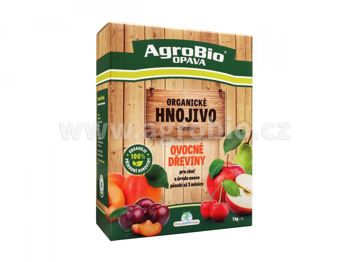 TRUMF_Organické hnojivo Ovocné dřeviny
