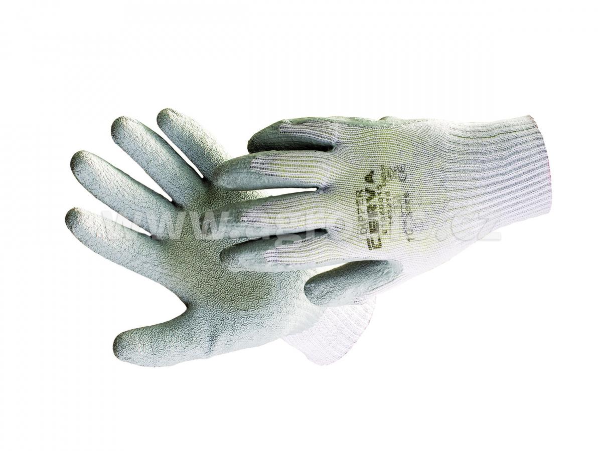 Rukavice DIPPER šedé velikost 9