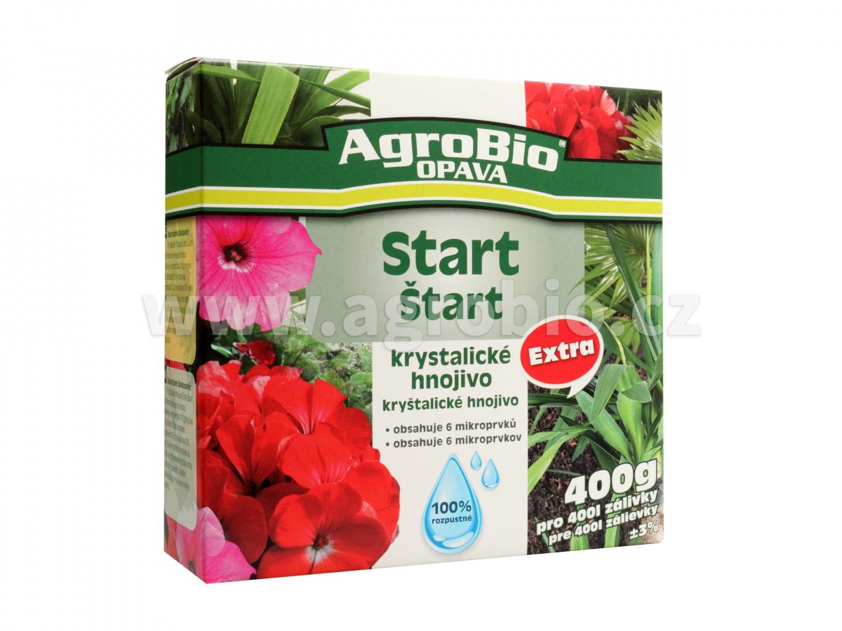 Krystalické hnojivo Extra Start 400g