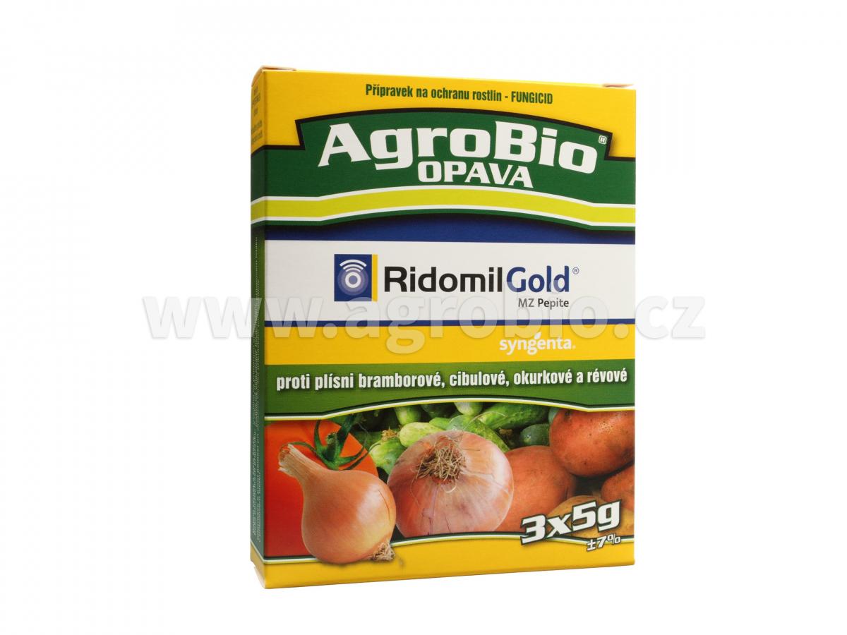 Ridomil Gold MZ Peptite_3x5g