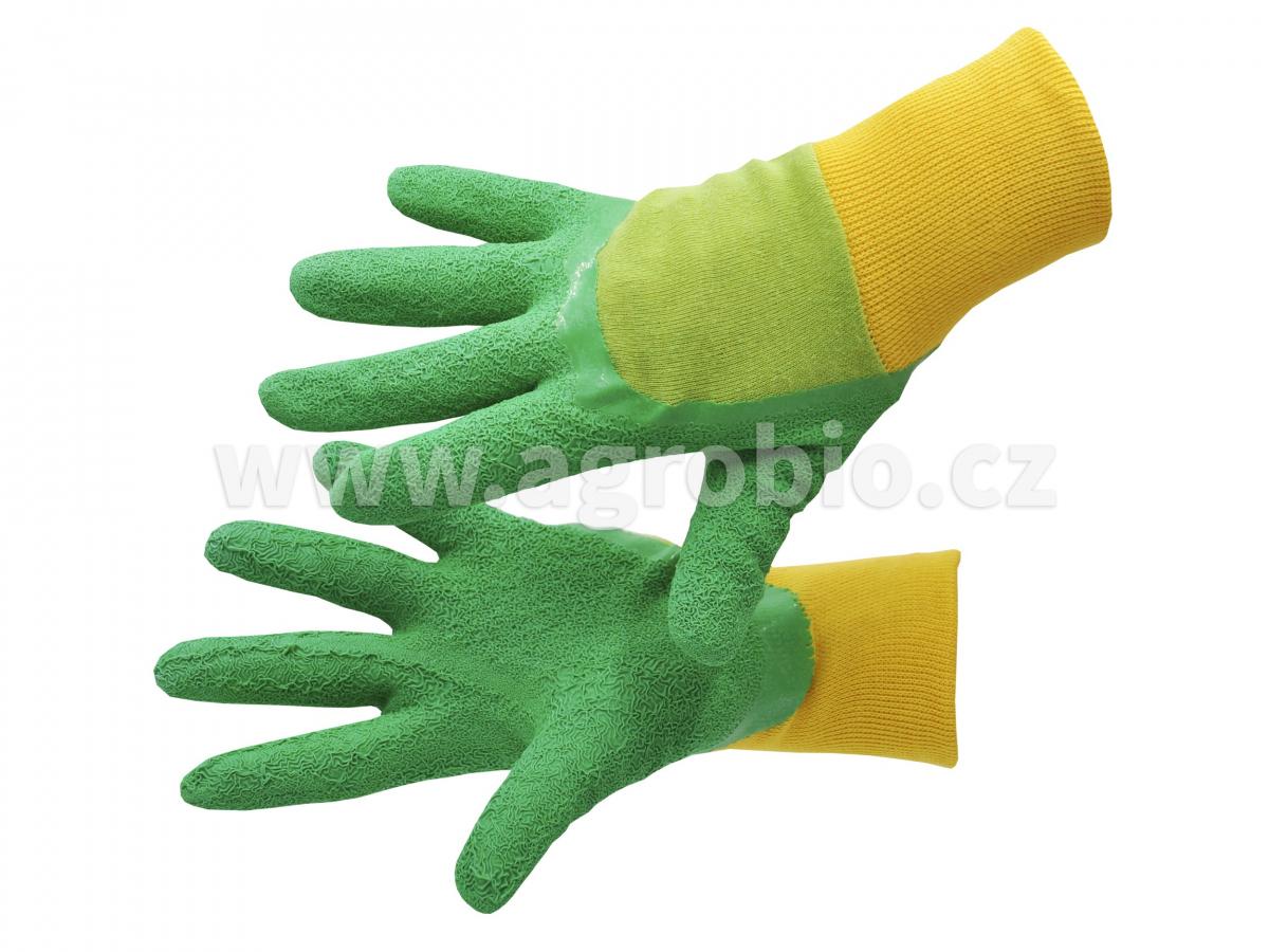 Rukavice dětské TWITE_ruka