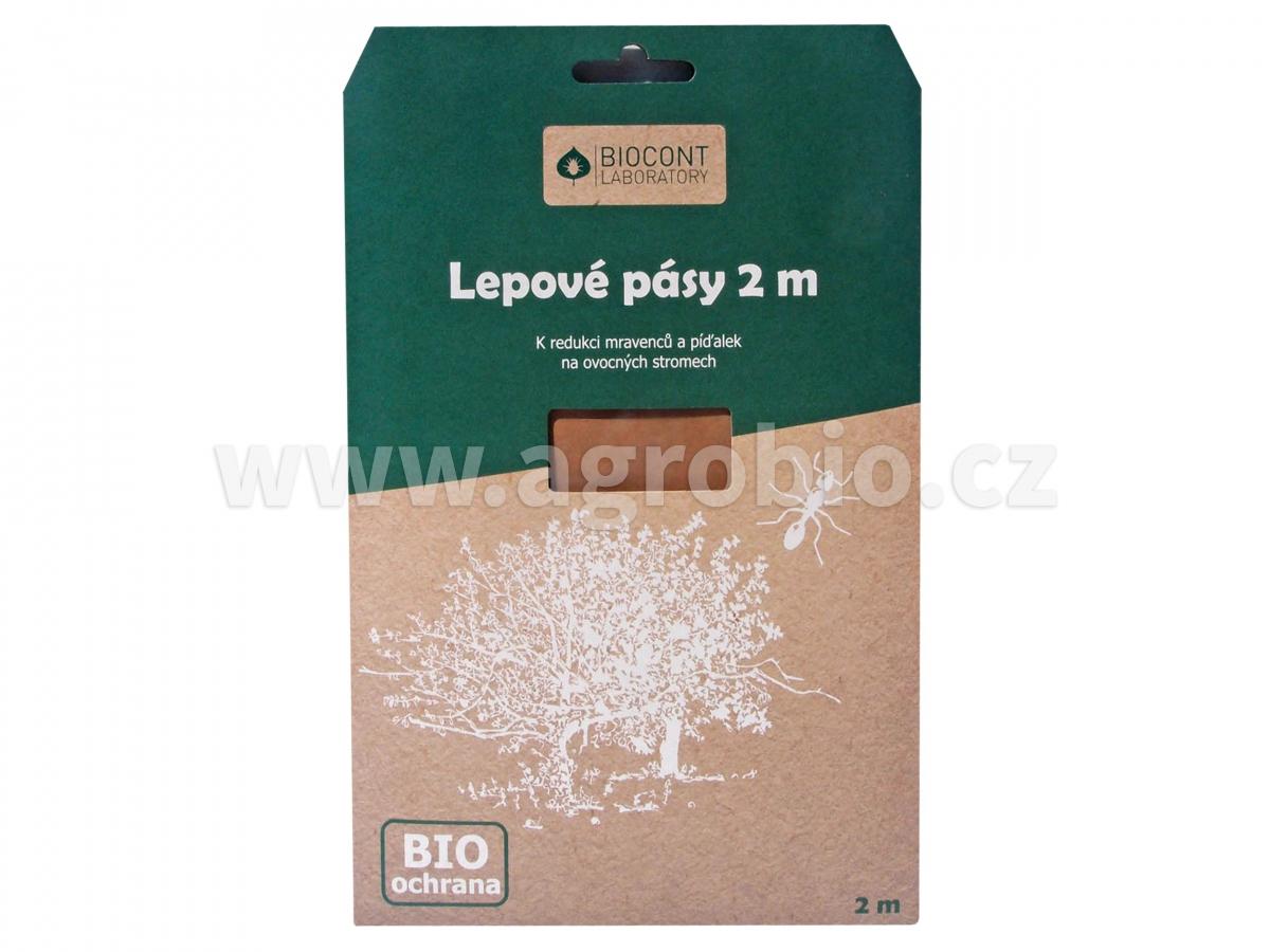 Biocont Lepové pásy 2m