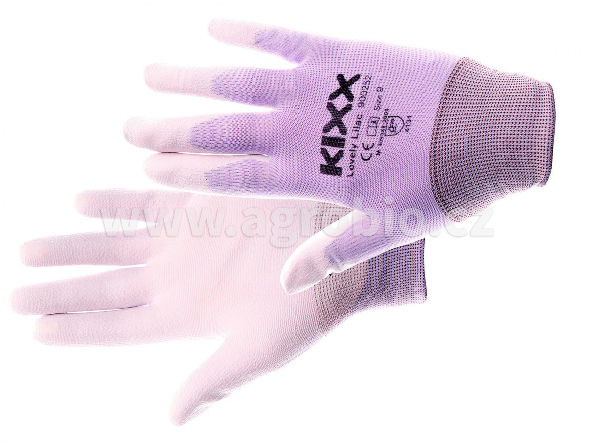 Rukavice KIXX GD 311_velikost 7