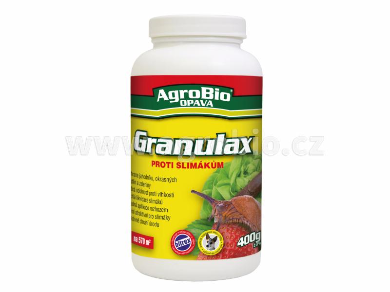 Granulax Proti slimákům