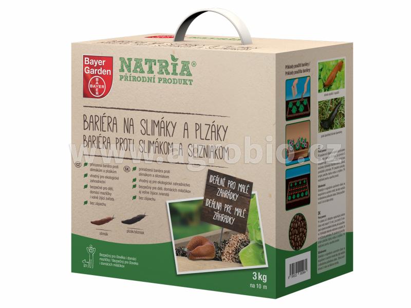 Natria Bariéra proti slimákům