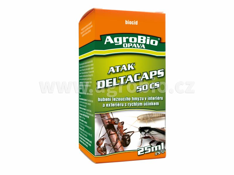 ATAK DeltaCaps 50 CS