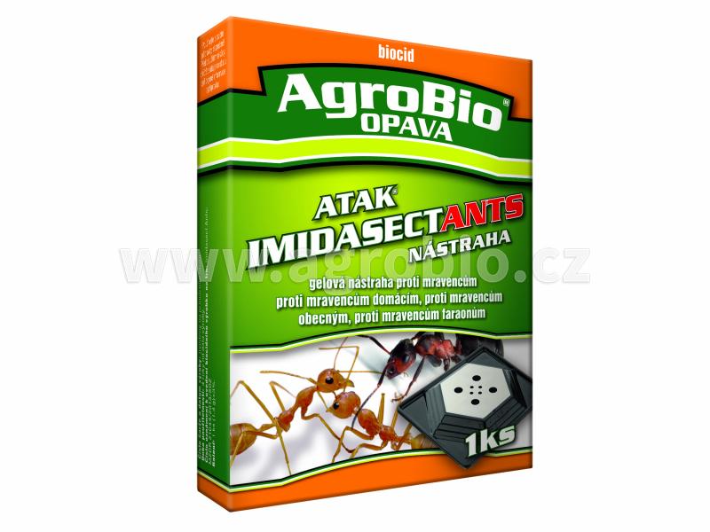 ATAK Imidasect Ants - faraoni
