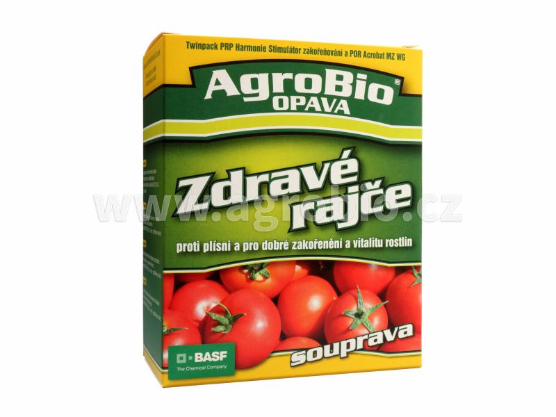 Zdravé rajče souprava