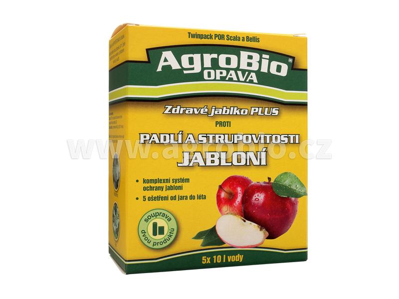 Zdravé jablko Plus - PROTI strupovitosti a padlí