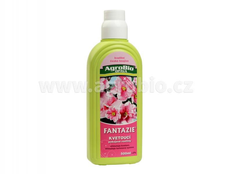 Kapalné hnojivo Fantazie - Kvetoucí pokojové rostliny