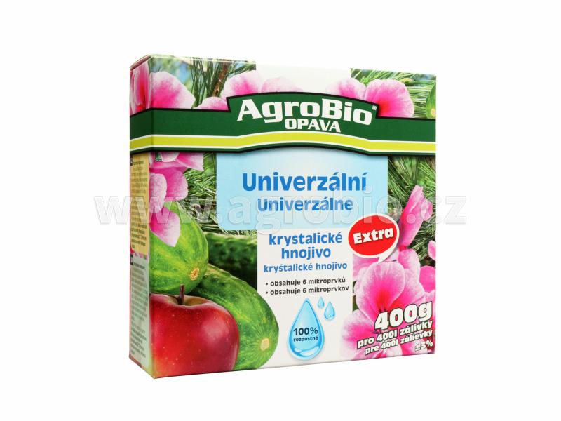 Krystalické hnojivo - Univerzální