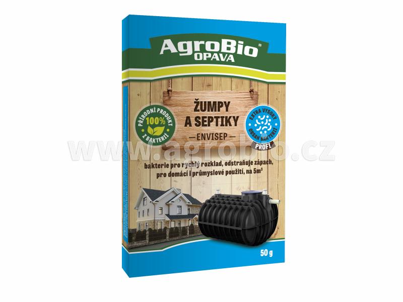 Žumpy a septiky (EnviSep) 50 g