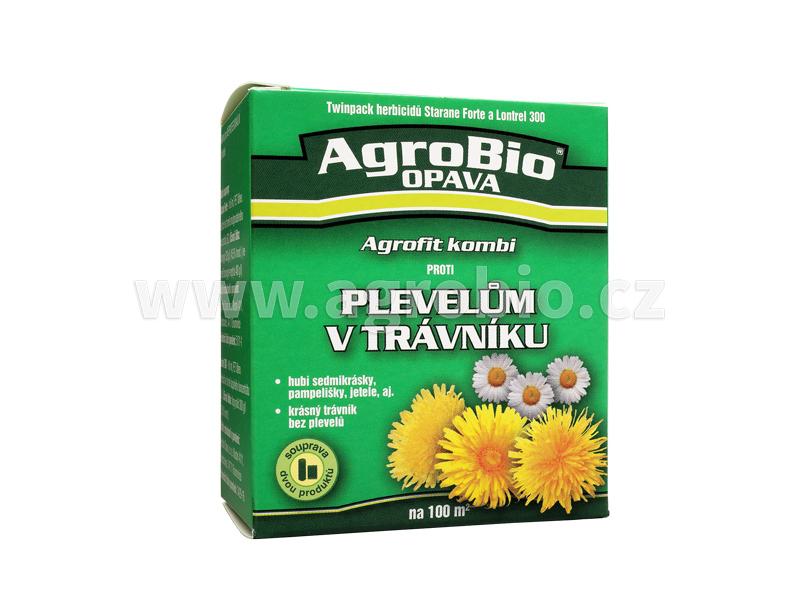 Agrofit kombi - PROTI plevelům v trávníku