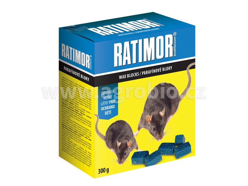 RATIMOR  - parafínové bloky