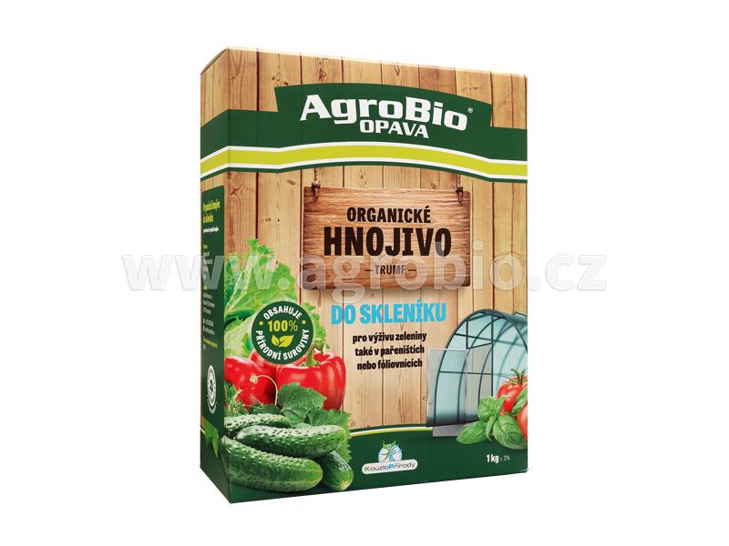 Organické hnojivo pro zeleninu do skleníku