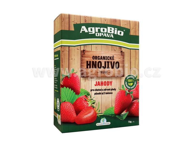 Organické hnojivo Jahody (Trumf)