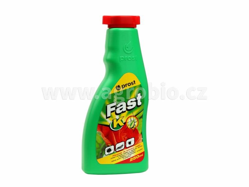 Fast K  náhradní náplň 250ml