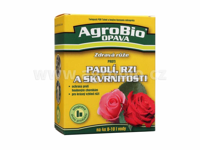 Zdravá růže proti Padlí, Rzi a Skvrnitosti 4x 8_10L