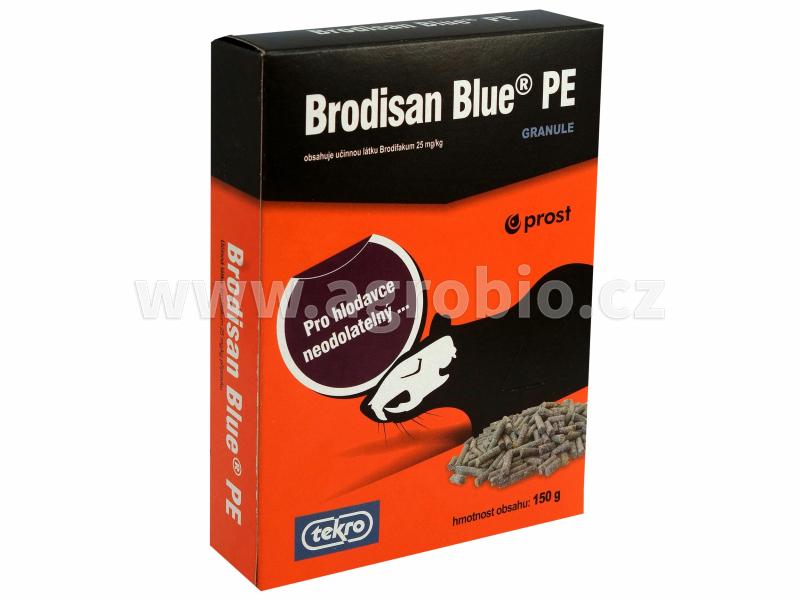 Brodisan Blue granule_150g