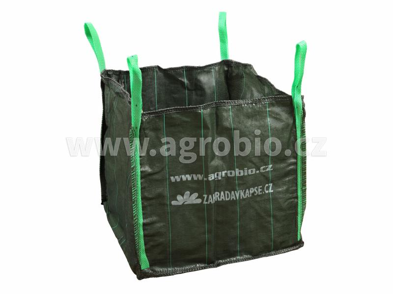 VAK na zahradní odpad - zelený malý