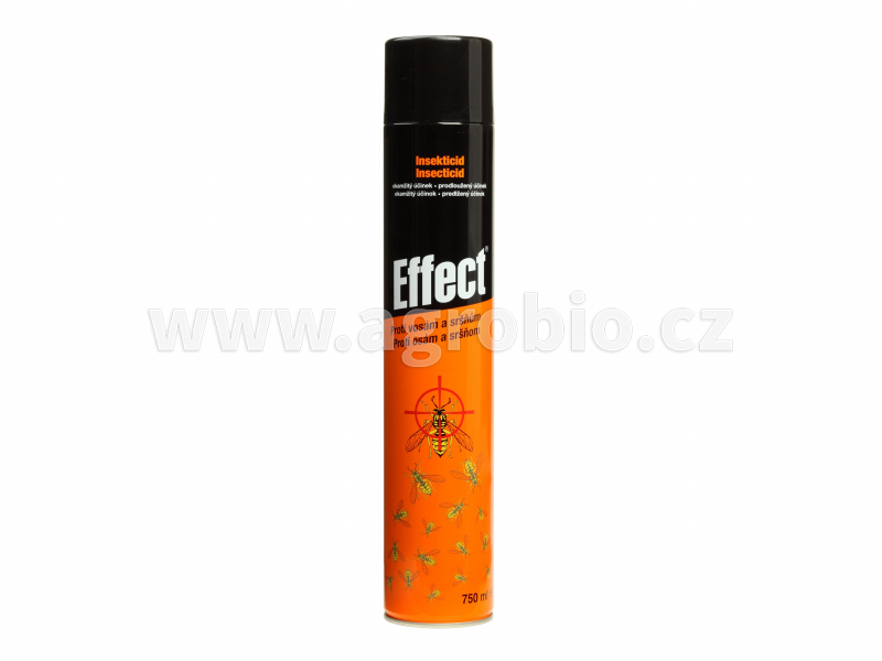 Effect  Proti vosám aerosol 750 ml