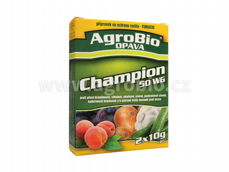 Champion 50 WG 2x10g