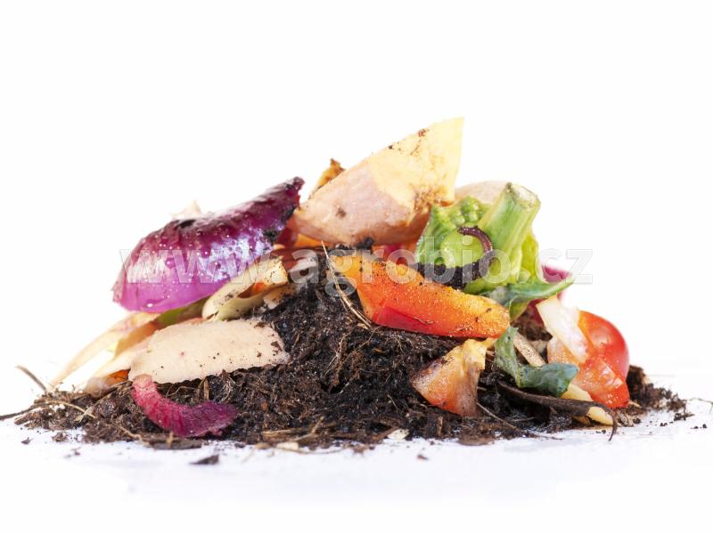 Organický materiál pro kompost