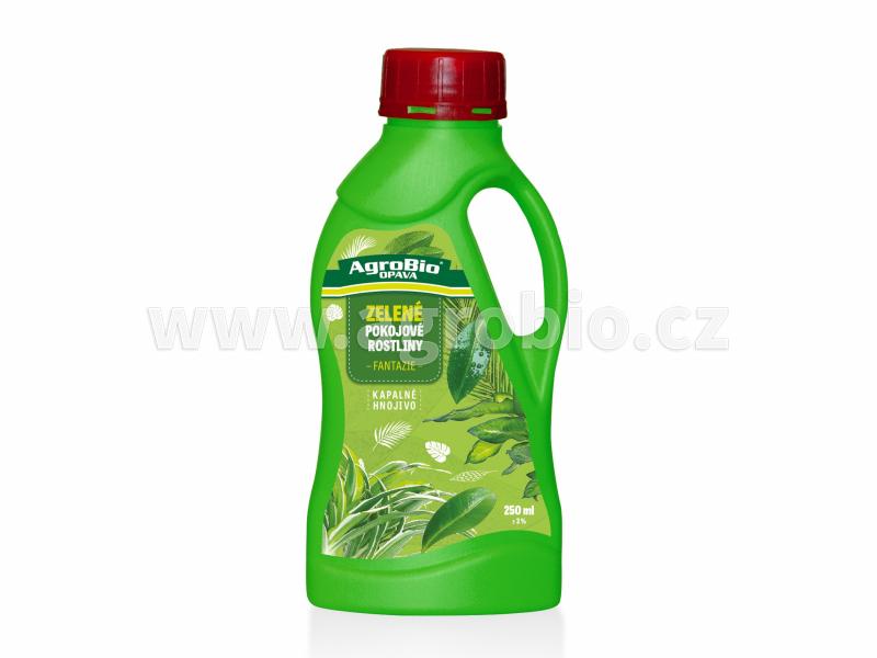Fantazie_Zelené pokojové rostliny_250ml