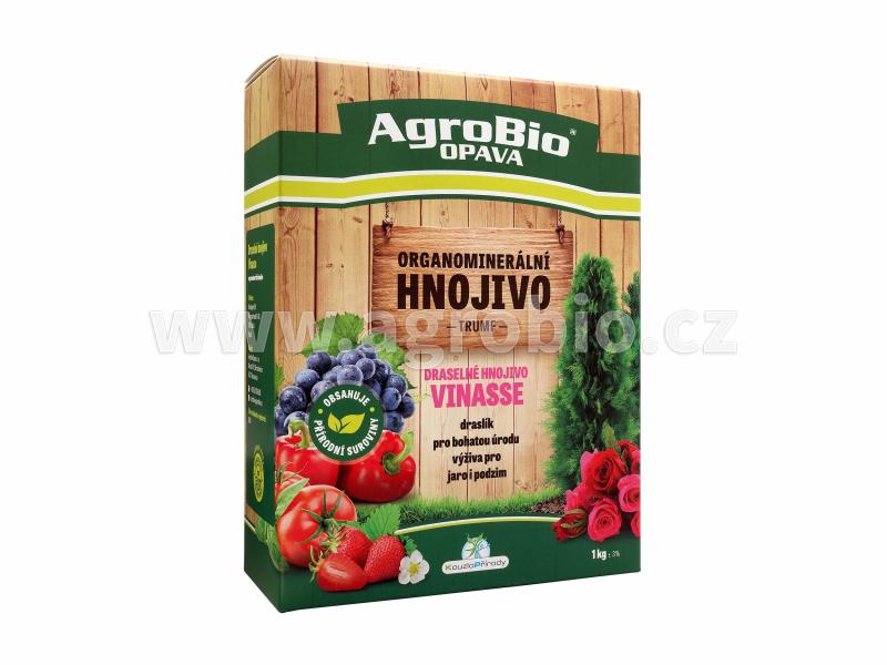 TRUMF_Organické hnojivo Draselné hnojivo Vinasse