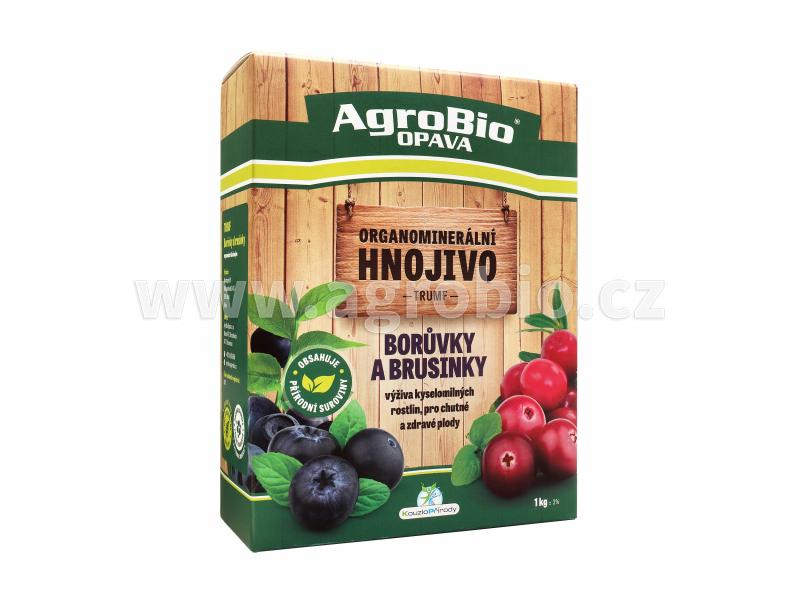 TRUMF_Organické hnojivo Borůvky a Brusinky